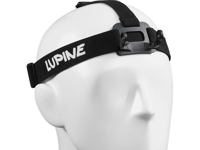 Lupine Piko/Piko R banda para la cabeza, black